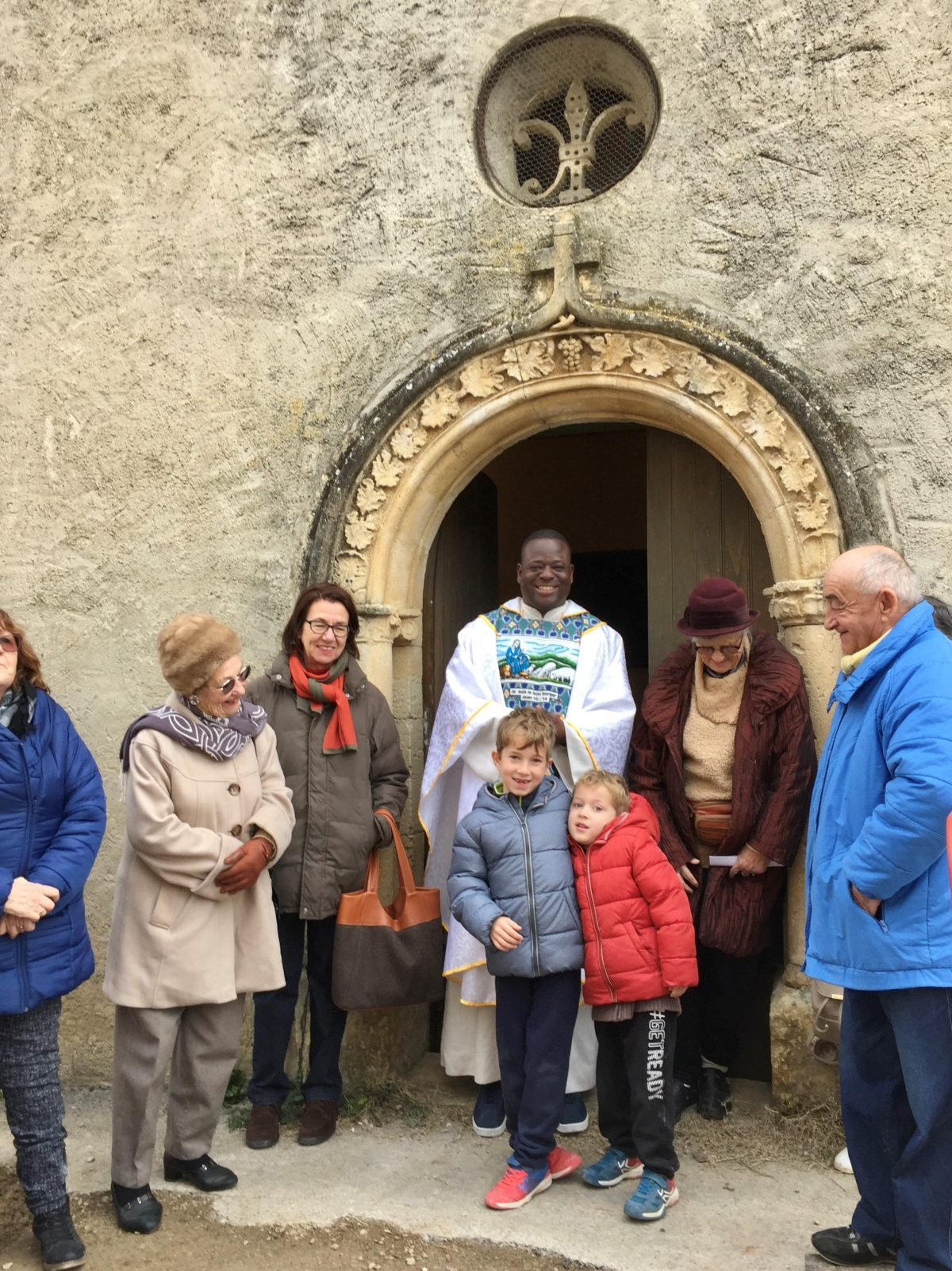 Fête de la Saint Vincent, à Carniol