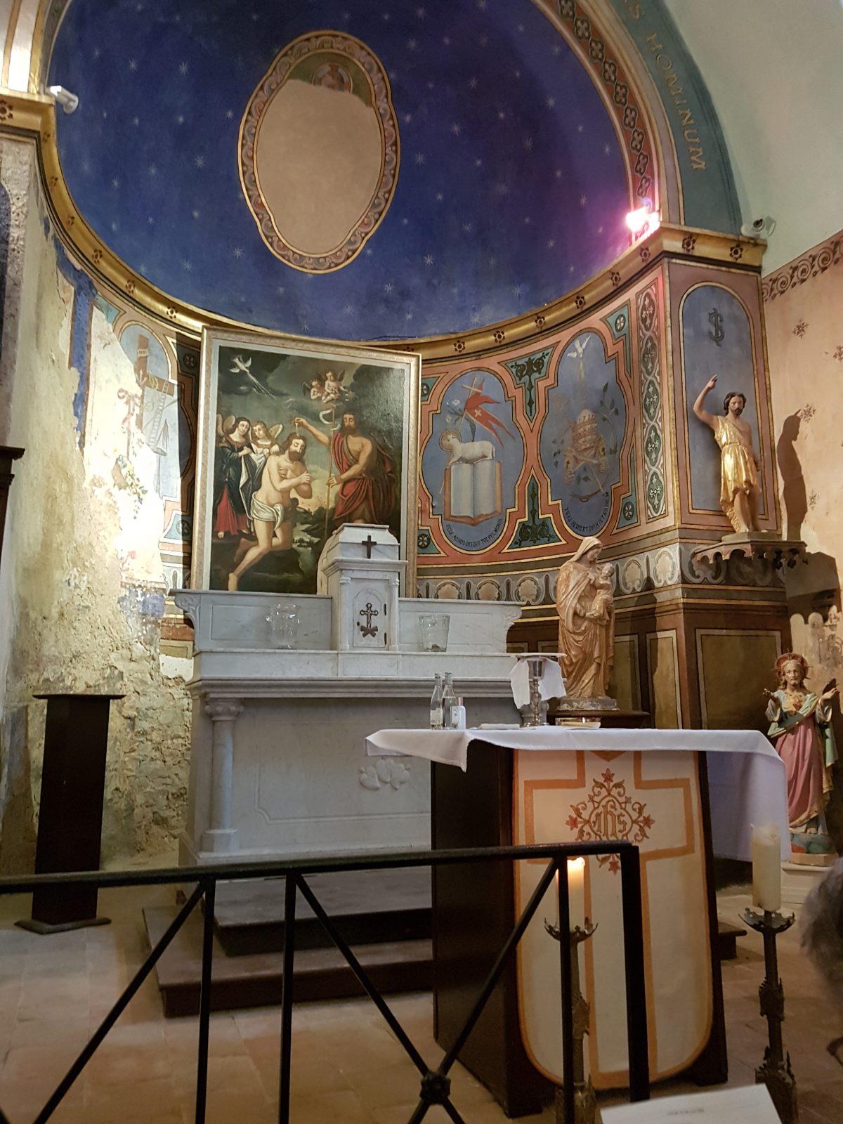 Messe à Mallefougasse-Augès