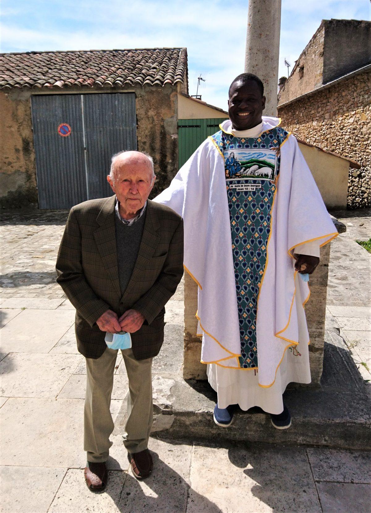 91 ans de vie chrétienne dans cette église !