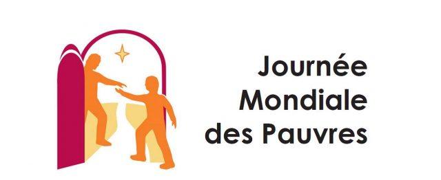 Le 13 novembre dans notre diocèse, LA JOURNEE MONDIALE DES PAUVRES
